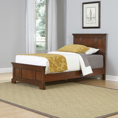 Home Styles Chesapeake Twin Panel Bed