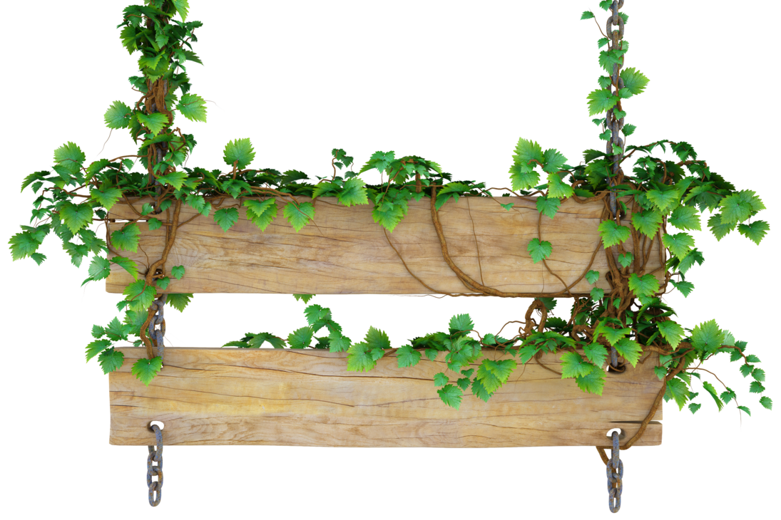 Lians Witn Wood Sign Png By Atava Wooden Signs Hanging Signs Plant Signs