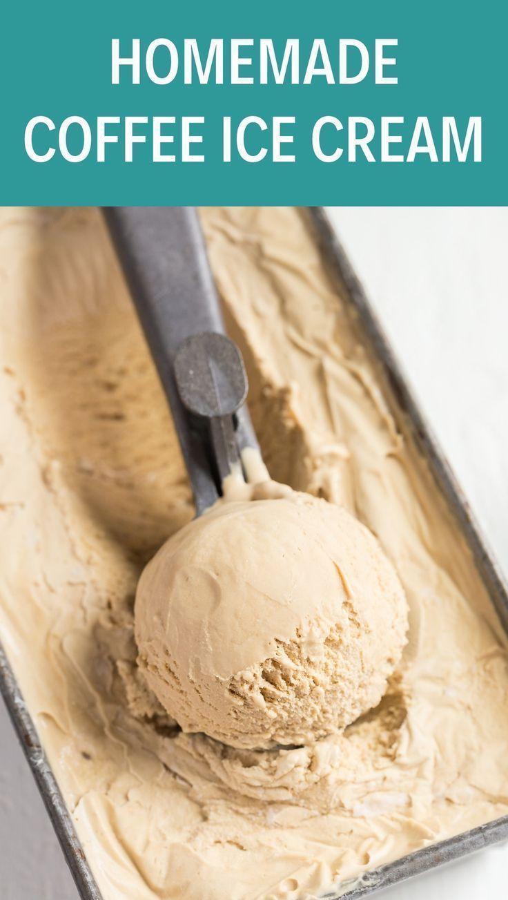 10 Homemade Ice Cream Recipes #icecreammaker