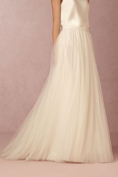 In Perpetuity Camisole Amora Skirt Bride Wedding Dresses Separates At BHLDN