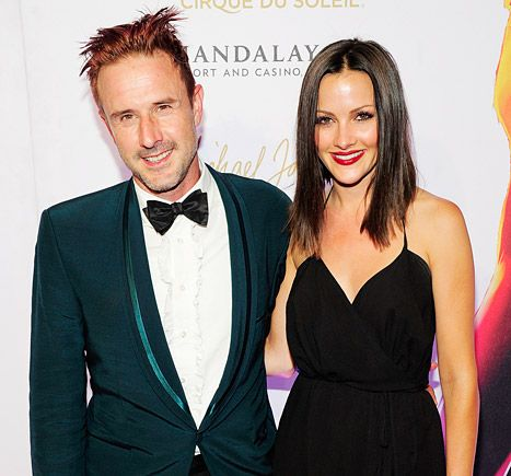 David Arquette to Be a Dad Again! Christina McLarty ...