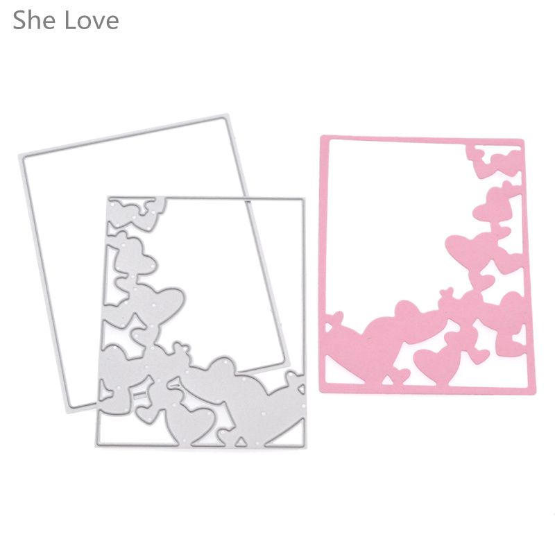 1set envelope metal cutting dies stencil scrapbooks album paper embossing crafts
