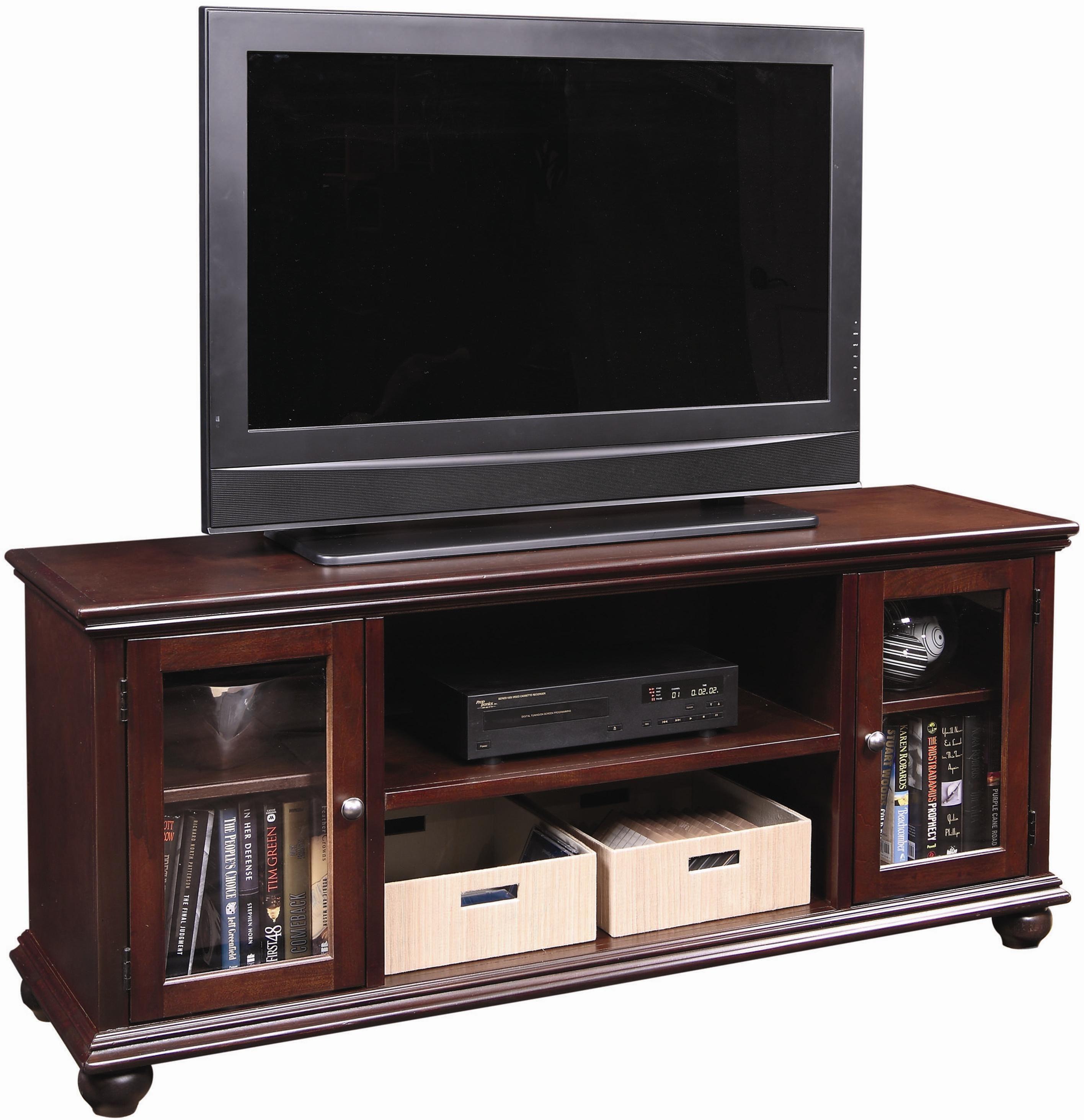 Aspenhome casual traditional inch television console colderus