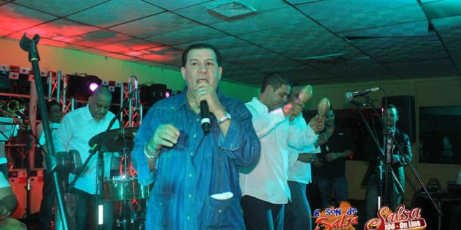 Tito Rojas la puso dura en su presentación en Colón | A Son De Salsa