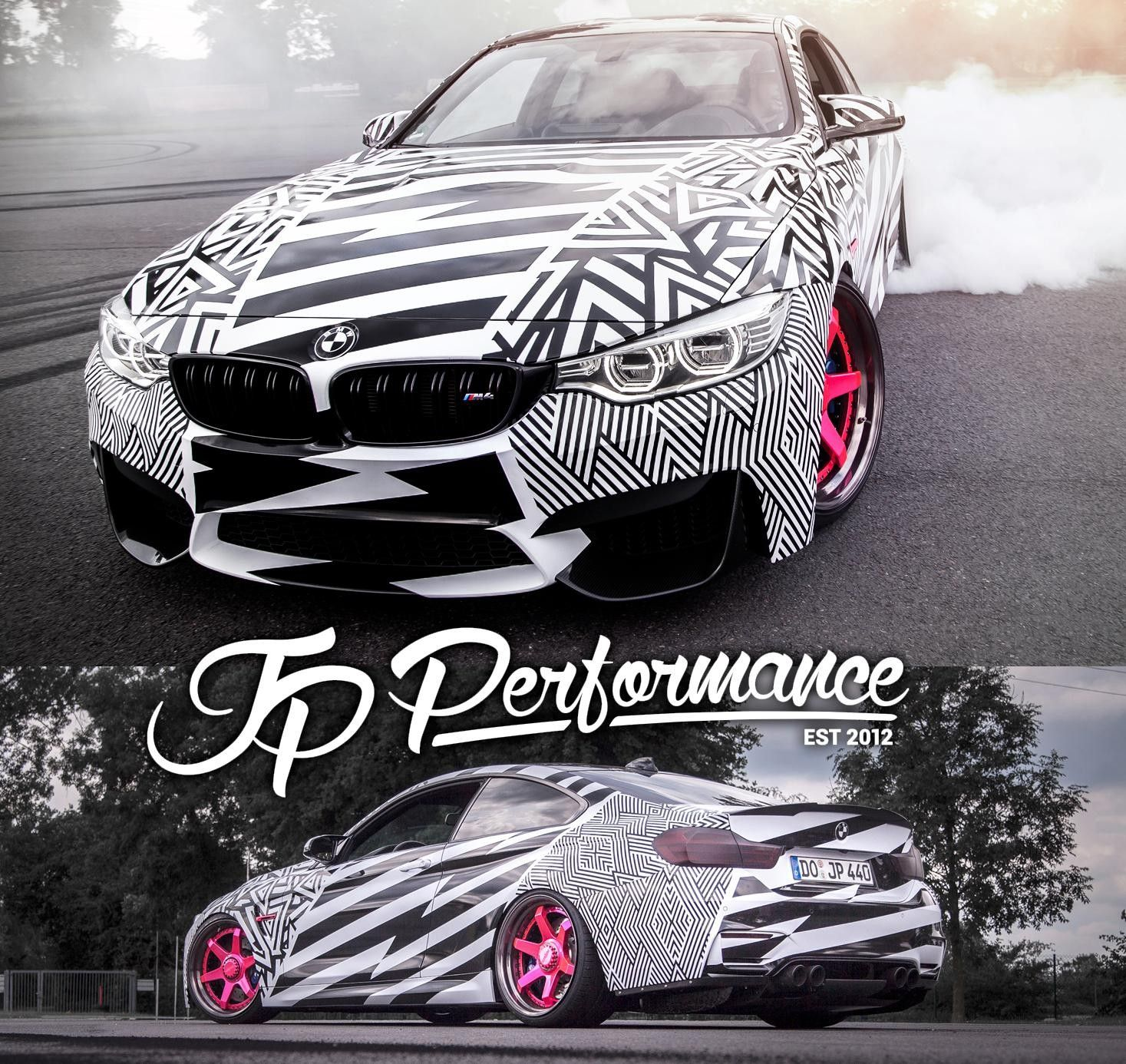 JP Performance BMW M4