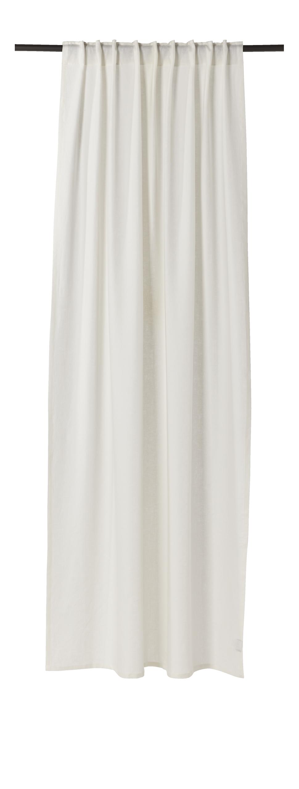 albany rideaux blanc tissu lin habitat les rideaux decodeuse pinterest rideau blanc. Black Bedroom Furniture Sets. Home Design Ideas
