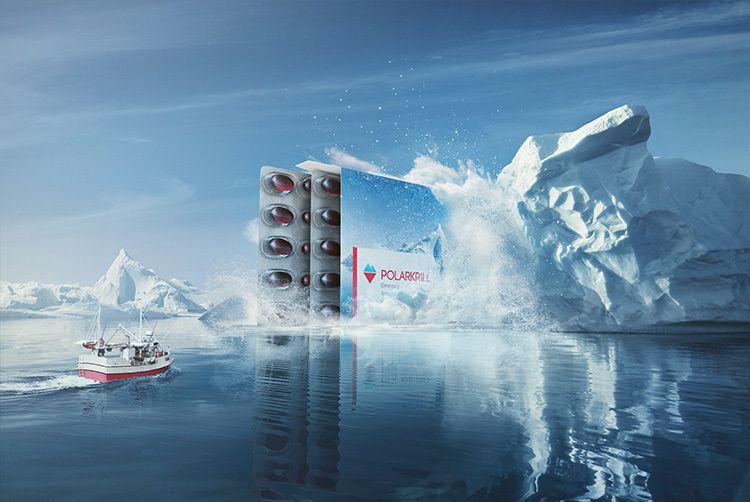 Polarkrill Branding Campaign on Behance