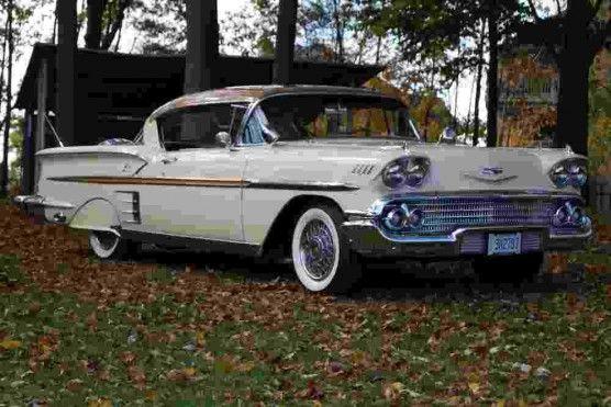 1958 Chevy Impala Sports Coupe