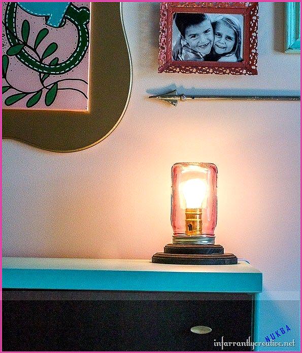 12 Creative DIY Mason Jar Lights #kronleuchterauseinmachgläsern 12 Creative DIY... #kronleuchterauseinmachgläsern