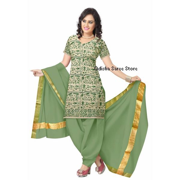 Pin by Odisha Saree Store on Ladies Dress Materials online ...