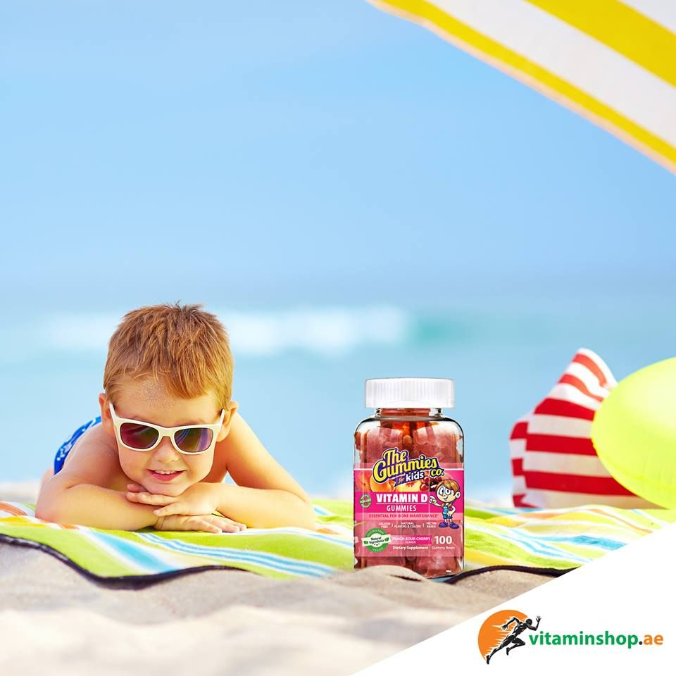 The Gummies Co Vitamin D For Kids Has The Following Benefits Helps Build Stronger Bones Helps Body Improve Absorption Of Calcium Gummies Vitamins Kids