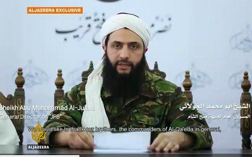 Al Qaeda And Syria Branch Al Nusra Split Up Al Qaeda Syria