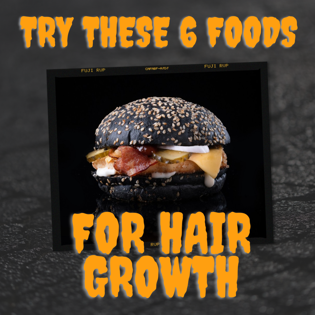 Try These 6 Superfoods For Healthy Hair Growth