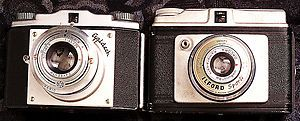 selling on ebay  vintage goldeck and ilford sporti