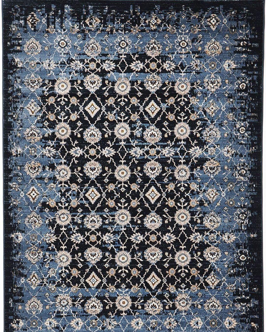 Sydneyrugsonline Posted To Instagram Royal Kashan Designer Rug Blue Navy An Exquisite Line Of Fine 1 Million Point M Machine Made Rugs Rugs Online Rug Design
