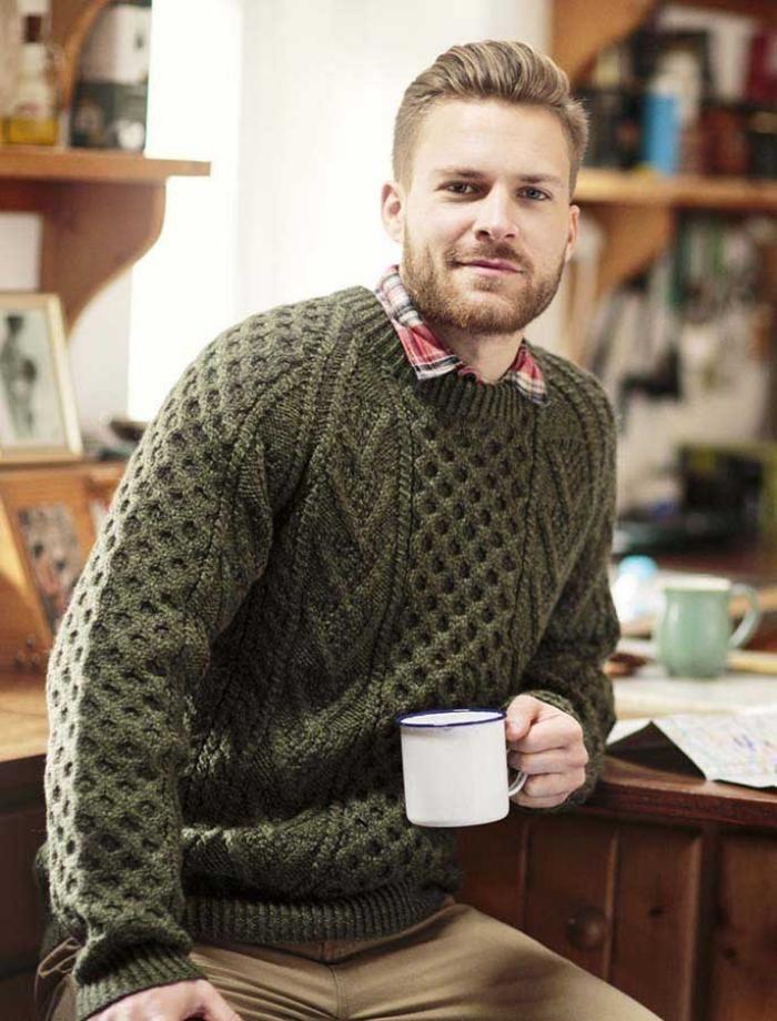 großhandel online bieten eine große Auswahl an Niedriger Verkaufspreis 40 fantastische Modelle irische Pullover   動作參考 ...