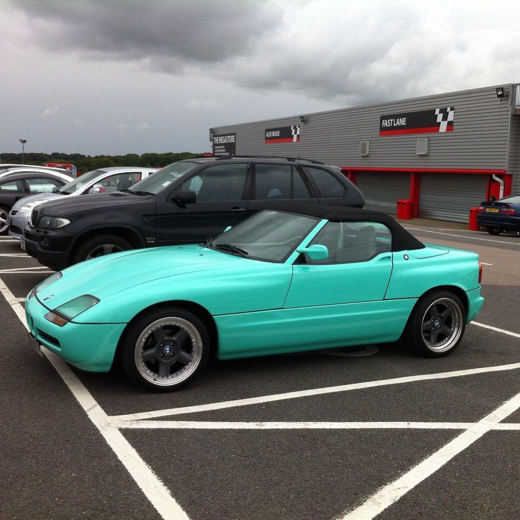 Bmw Z1: #BMW #Z1 #Tiffany #Blue