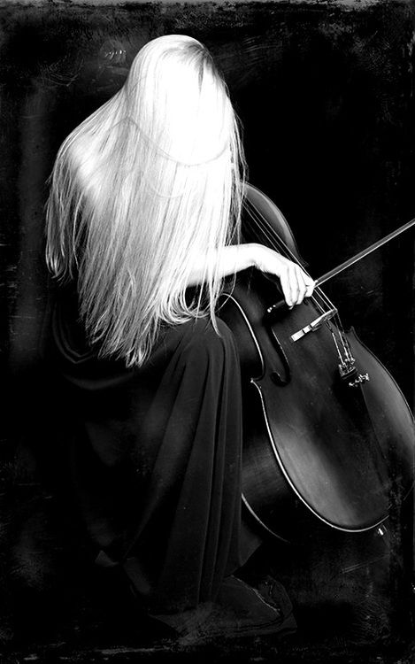 I'd be musical  Dark melody | In My Parallel Life | Music