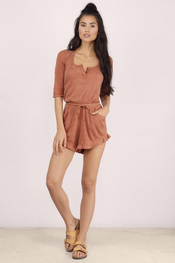 Sweet Whispers Romper