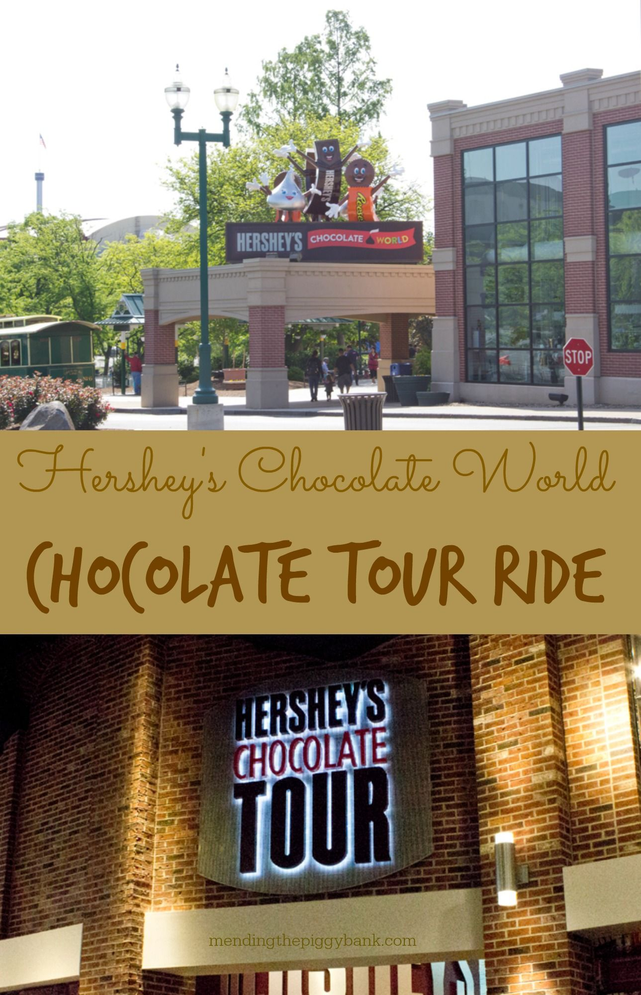 Hershey S Chocolate World Chocolate Tour Ride Check Out