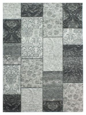 Monte Carlo Fern Rug 120x170cm Grey At Argos Co Uk Visit