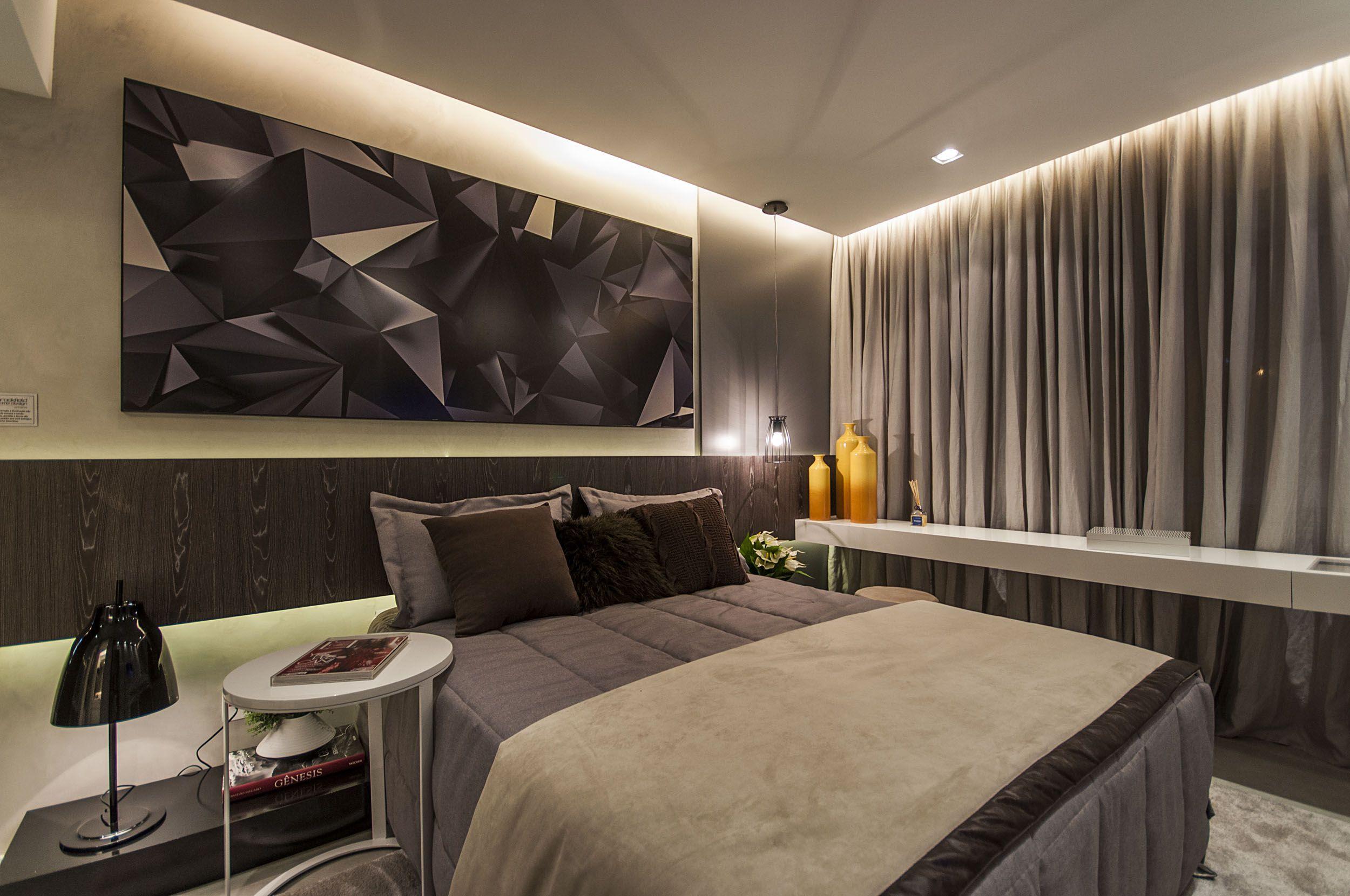 quarto de casal rustico moderno Pesquisa Google Home  ~ Quarto Rustico Decorado
