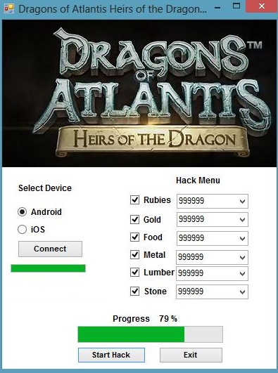 Dragons Of Atlantis Heir Of The Dragon Hack Atlantis Dragones Trucos