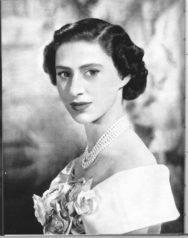 Princess Margaret 1940s 50s Princess Margaret Princess Queen
