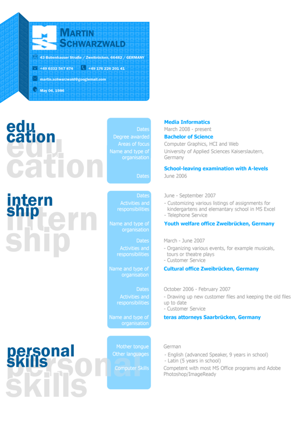 Simple  Clean Resume Design Resume  Creative Resumes