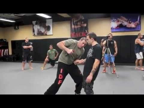 Krav Maga - Training (part - 4) Israeli super secret workout - YouTube