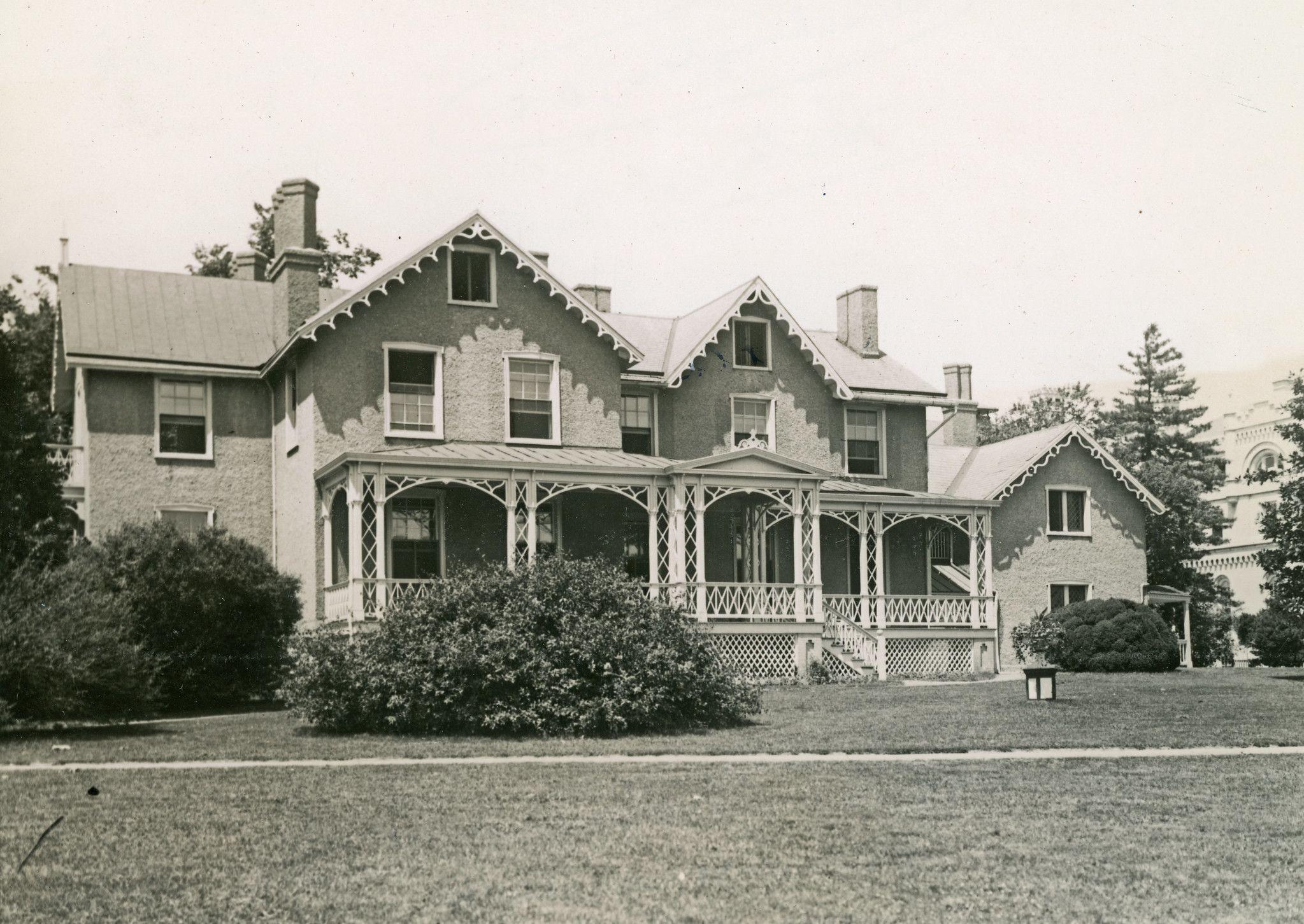 Lincoln Cottage Cottage Washington Dc House Styles