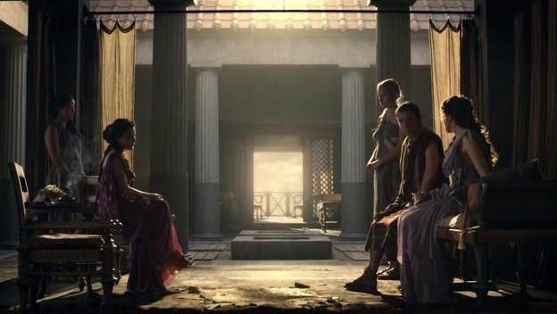 Batiatus\' Ludus | Pinterest | Spartacus and Ancient rome