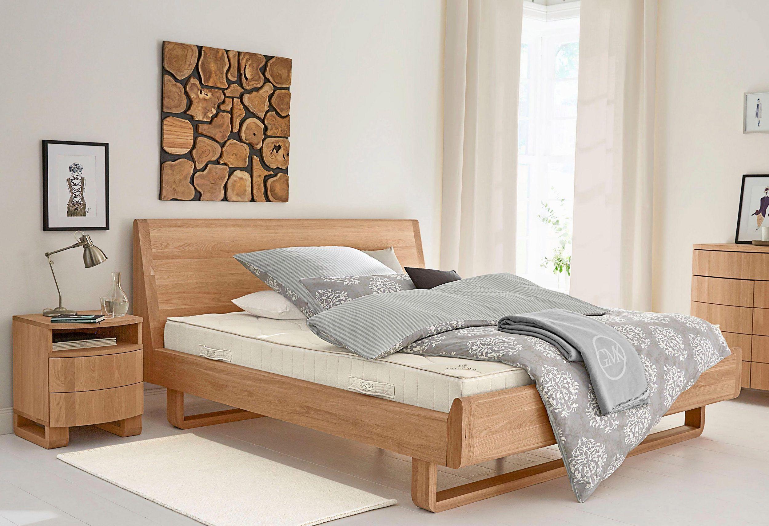 Welches Bett gmk home living bett janno aus massiver eiche 2 breiten