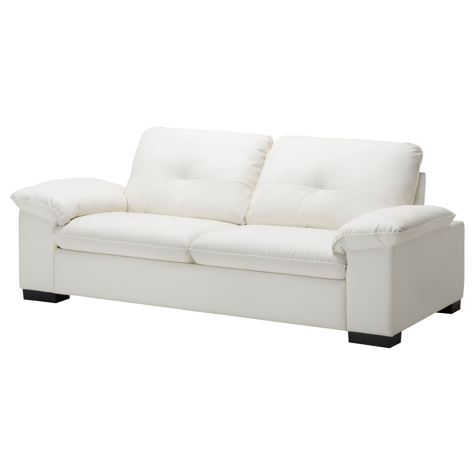 DAGSTORP Sofa Laglig white IKEA home at sea