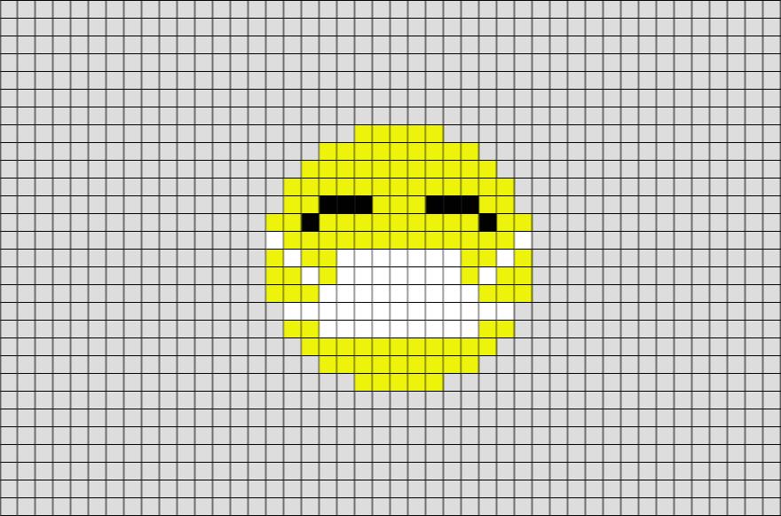 Face With Medical Mask Emoji Pixel Art In 2020 Pixel Art Easy Pixel Art Pixel Art Templates