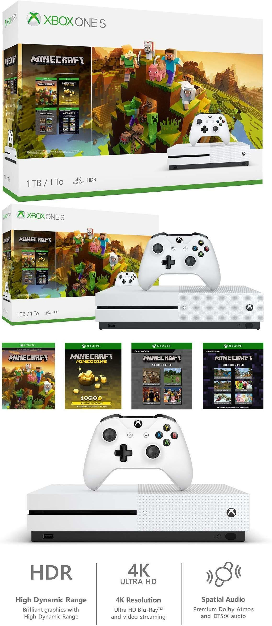 Video Game Consoles 139971: Xbox One S 1Tb Console