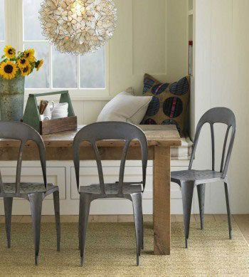 Superior Dining Room Chairs Metal Dining Room Chairs Metal 5piece Delphine