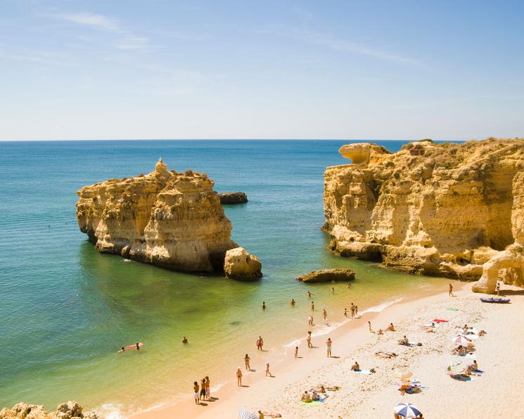 Albufeira Tu Verano Tiene Nombre Portugues Albufeira Viajes Portugal Algarve