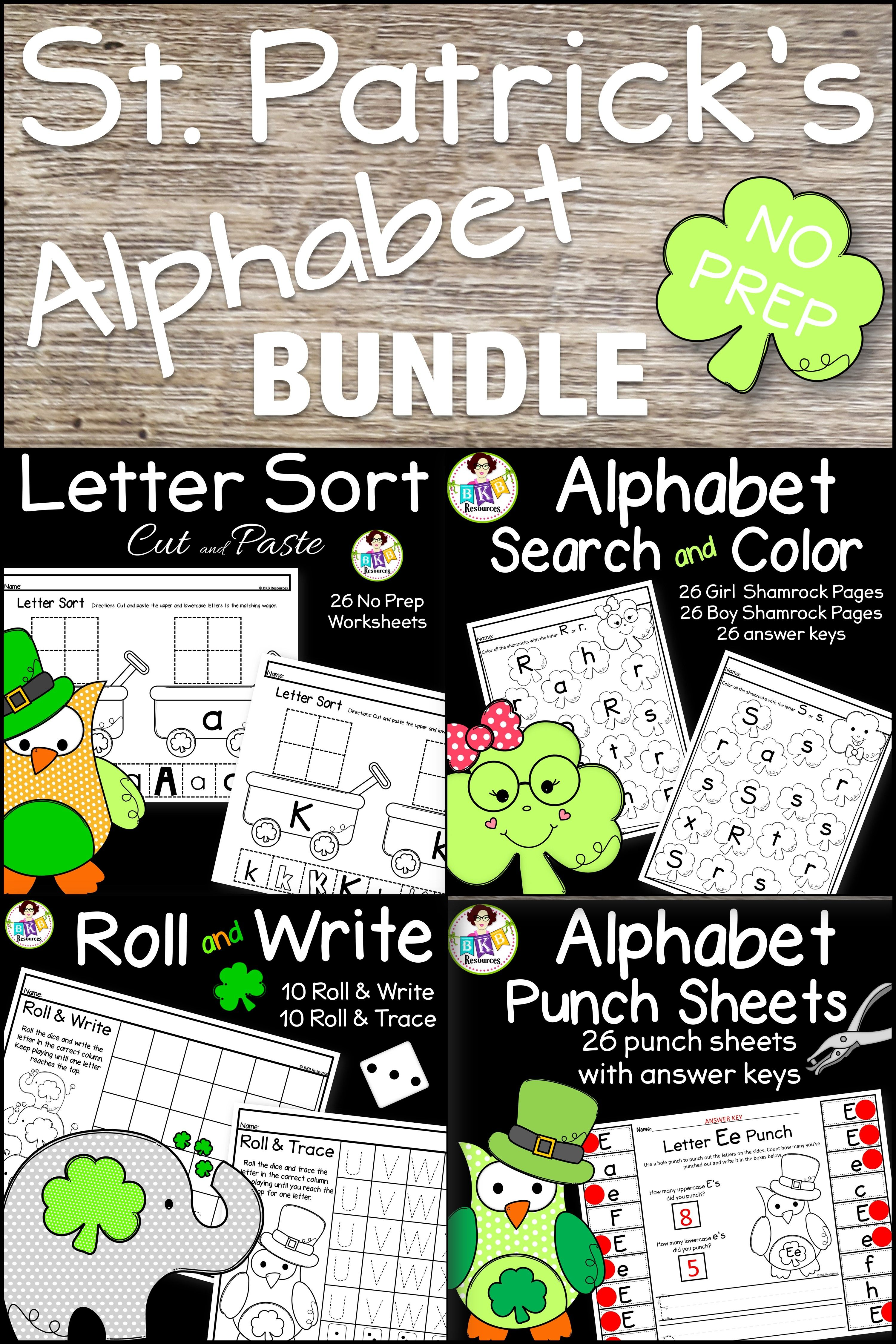 Save Money With These Fun St Patrick S Day Letter