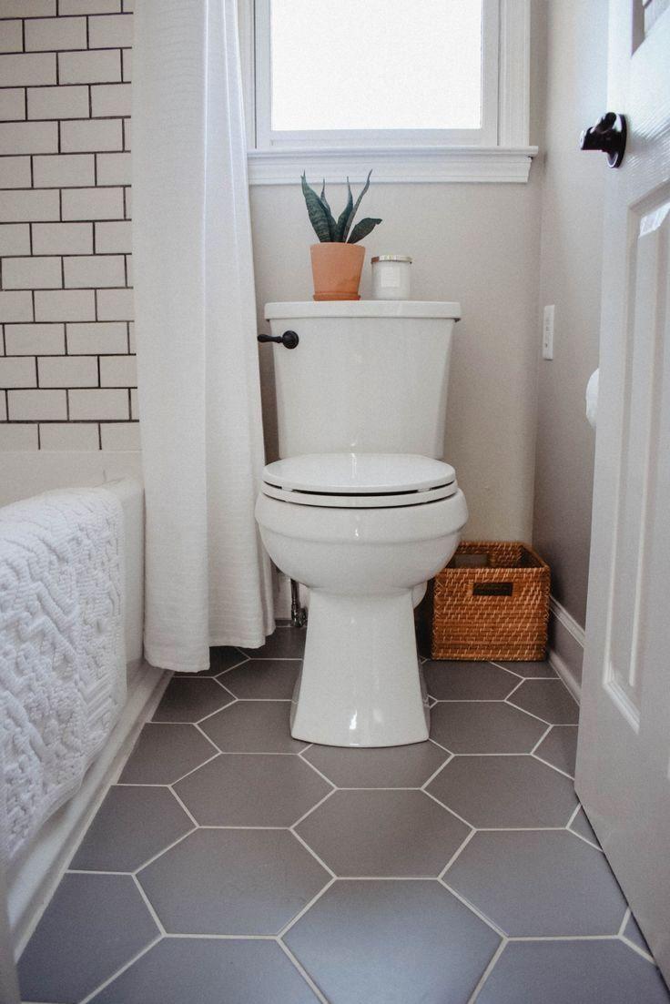 Photo of Modernes Boho Badezimmer gestalten um