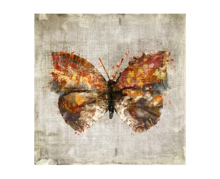 Warm Flutter Artwork- Multiple Sizes