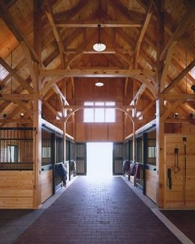 barn interiors - Google Search