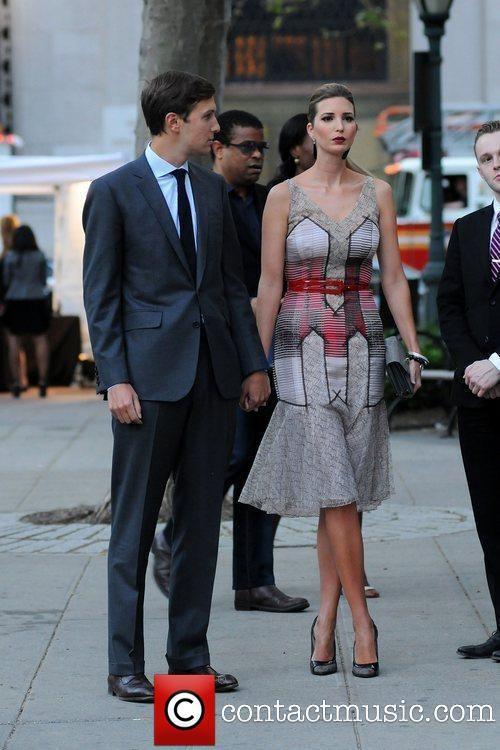 Ivanka Trump and husband Jared Kushner | Ivanka Trump & Jared Kushner ...