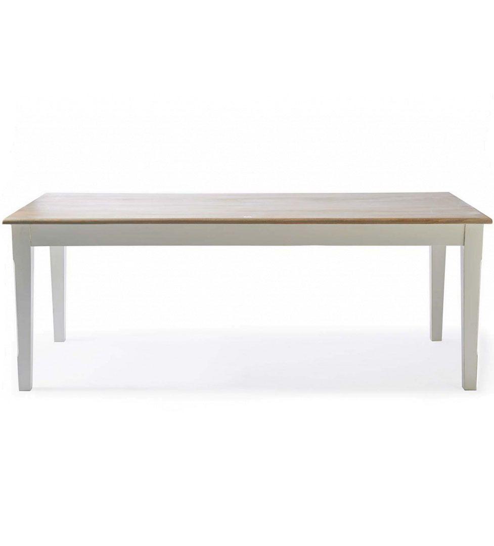 Riviera Maison Jamesport Dining Table 210x90 Cm Esstisch Wohnen