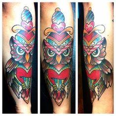 Owl Dagger