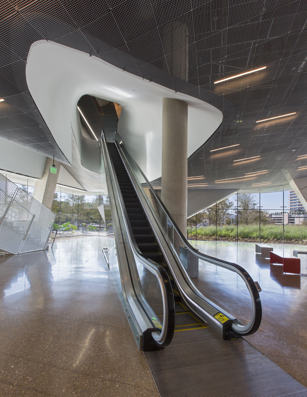 architecture escalator - Google Search | Escalators | Theatre