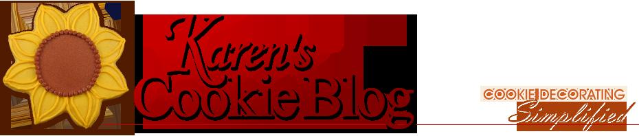 Di Karen Cookie Blog | Cookie Decorazione semplificato biscotti