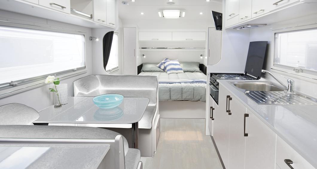 Customiser New Age Caravans Caravan Pinterest