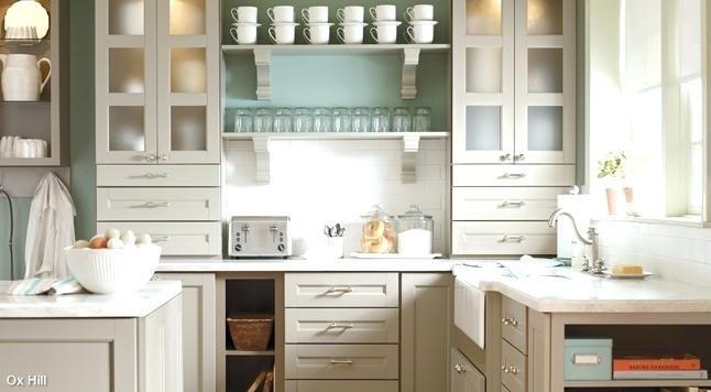 Image result for martha stewart sharkey gray cabinets ...