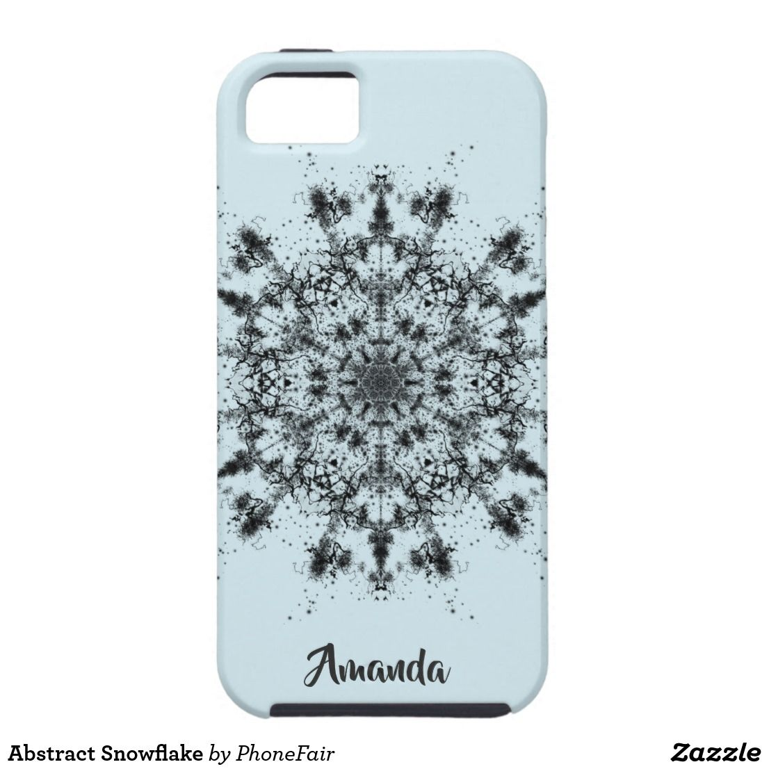 Abstract Snowflake Case-Mate IPhone Case